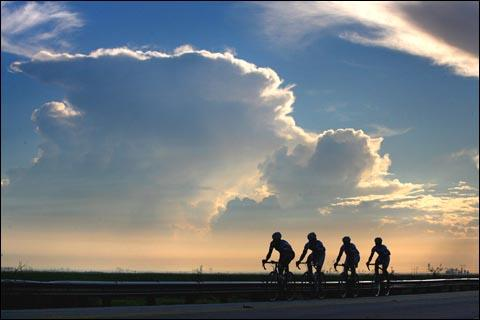 West Palm Beach Cycling Trip