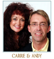 Andy and Carrie on the Career Success Show