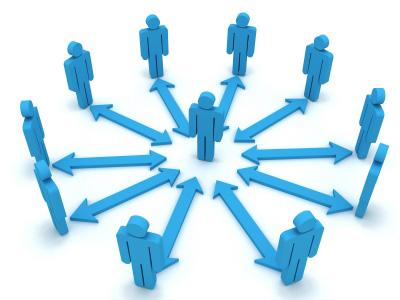 Networking Gravity