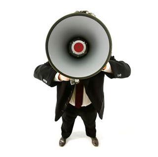 Accountability Partner Megaphone