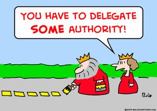 Delegate to Others