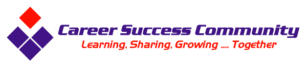 Career Success Community Logo - Medium