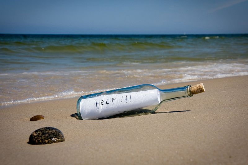 Help in a Bottle