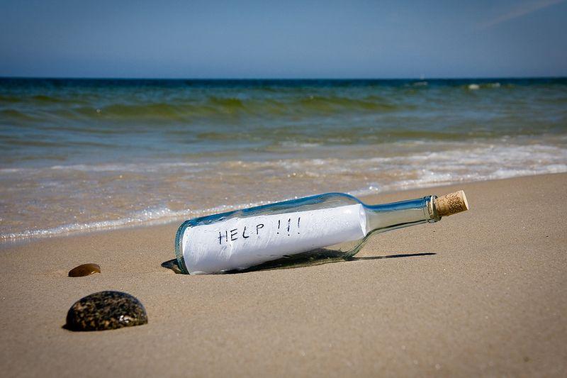 Help in a Bottle