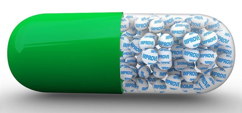 Bigstock Improvement Pill 2