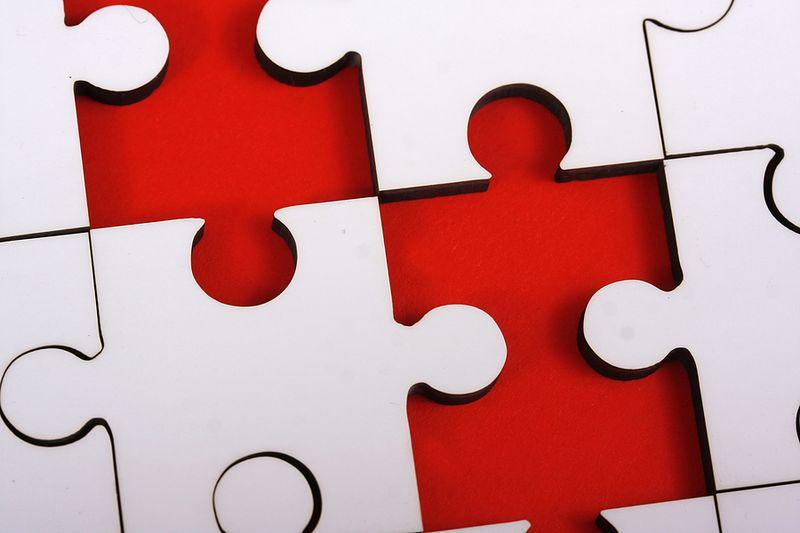 Jigsaw Puzzle Gap