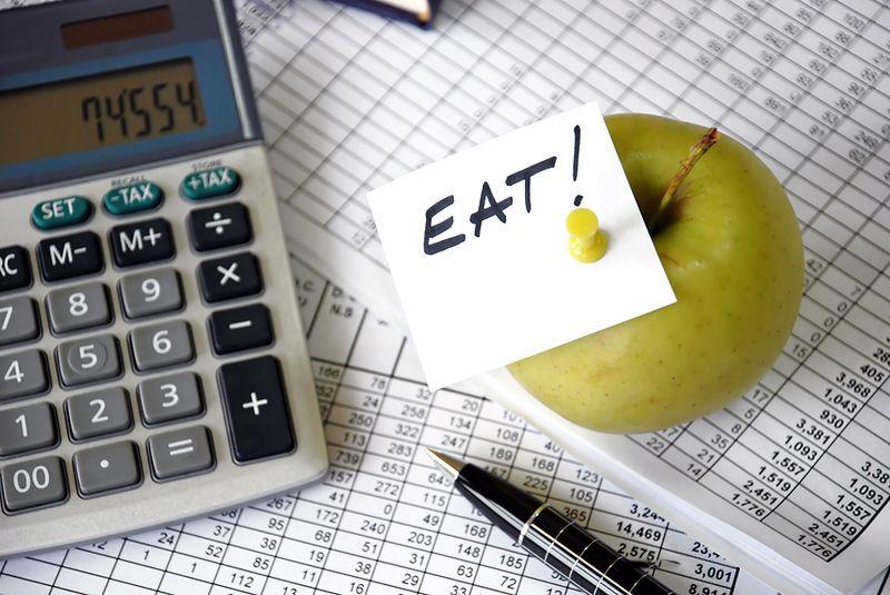 Eat Healthy Reminder