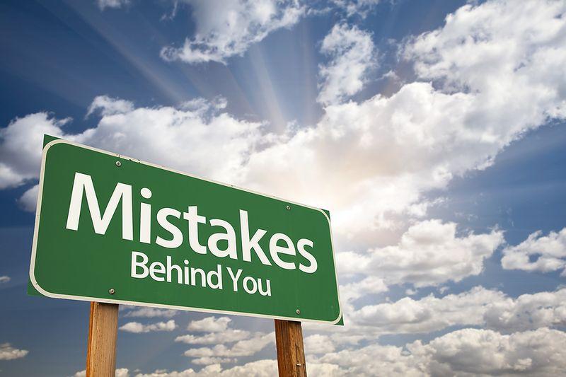 Apology - Mistakes Behind Me